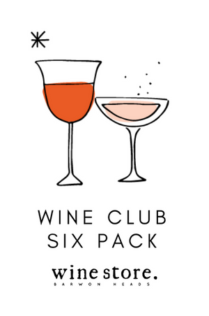 Wine Club 3. Six Pack