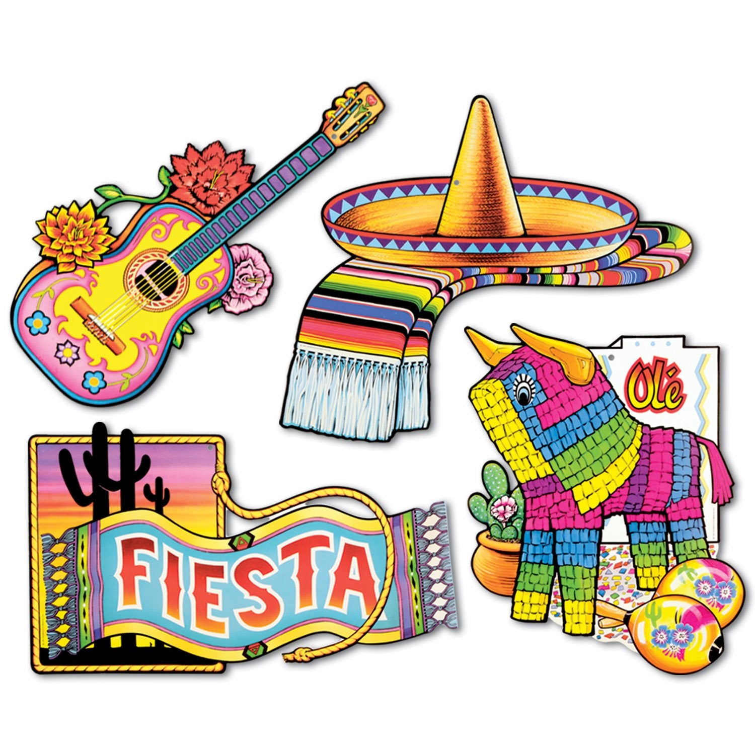 Cinco de Mayo Fiesta Party Supplies