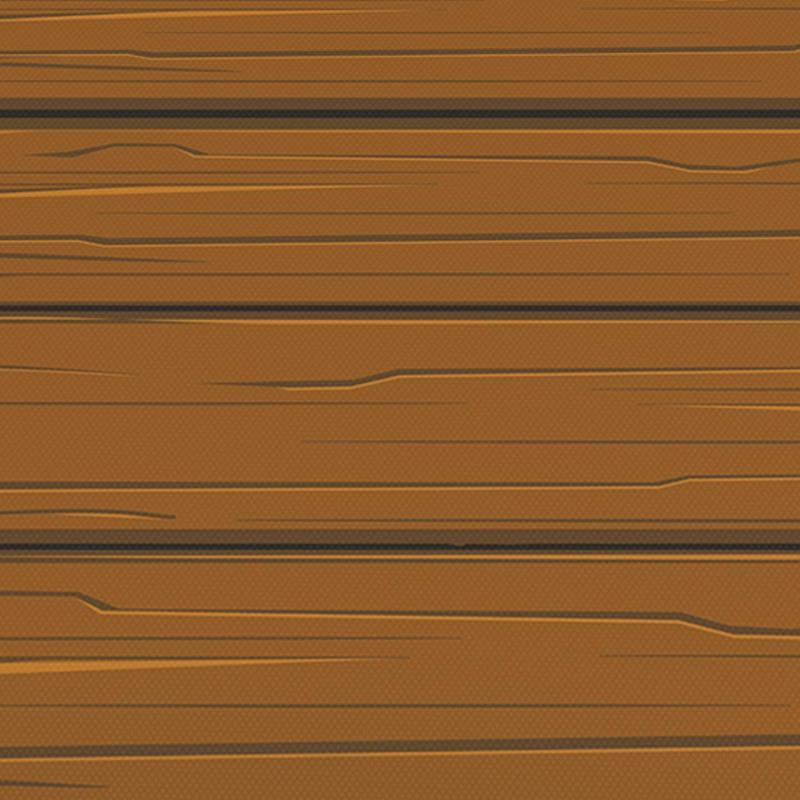 Wooden Plank Runner by Beistle - Western Theme Decorations
