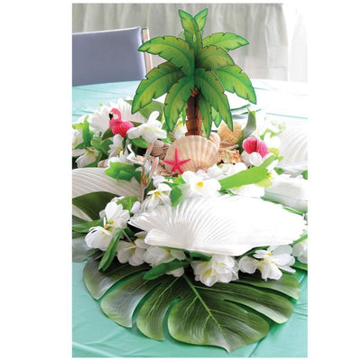 3-D Palm Tree Centerpiece by Beistle -  Decorations