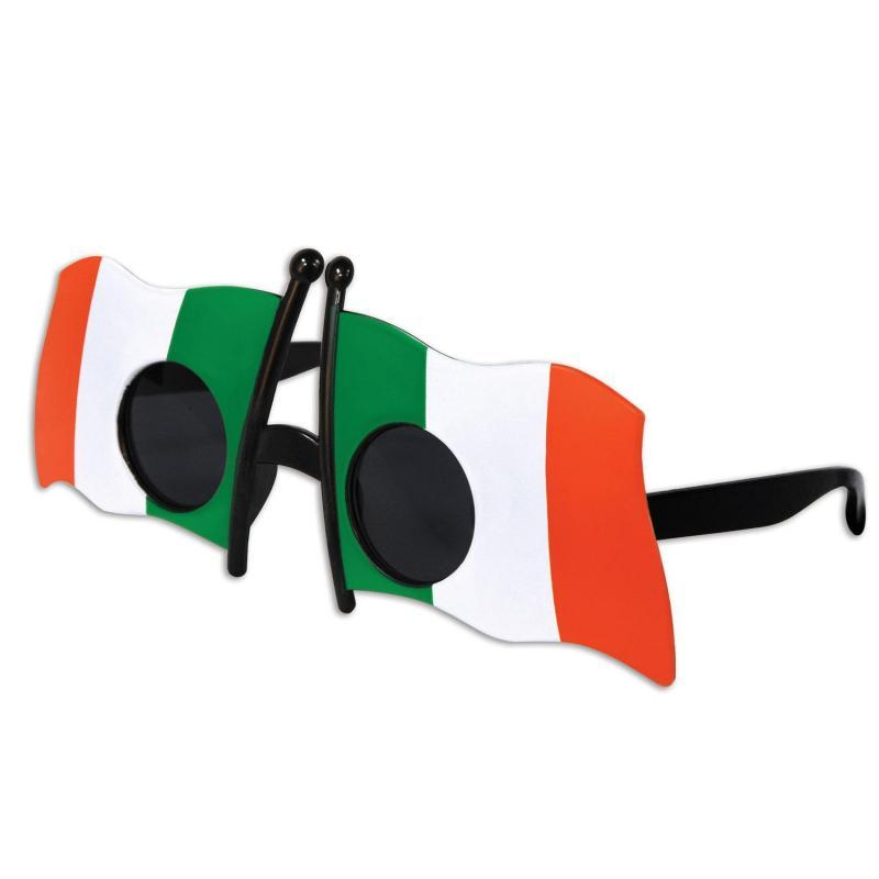 Irish Flag Fanci-Frames by Beistle - Irish Theme Decorations