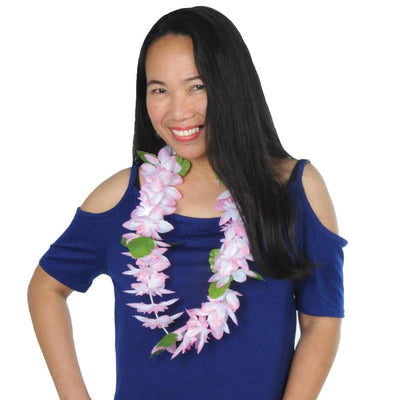 Island Floral Leis (3/Card) by Beistle -  Decorations