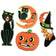 Packaged Halloween Cutouts (4/Pkg)