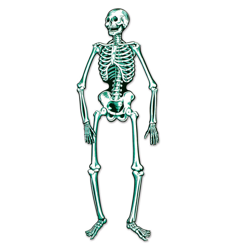 Jointed Skeleton by Beistle - Halloween Theme Decorations