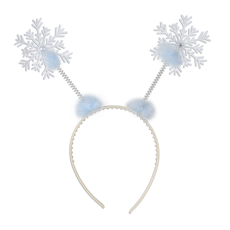 Snowflake Boppers by Beistle - Winter and Christmas Theme Decorations