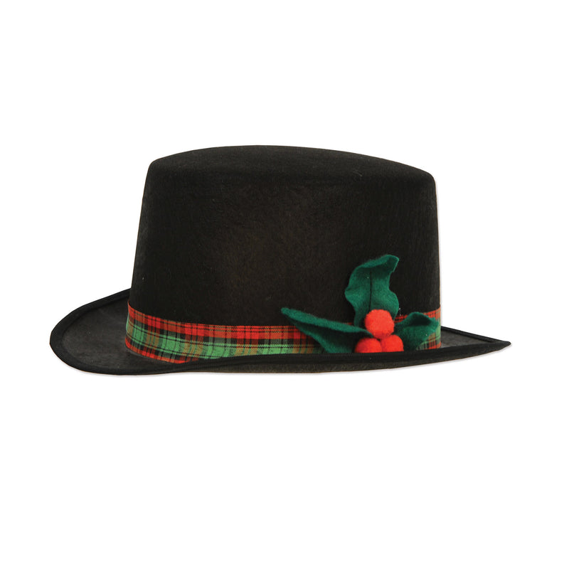 Caroler Hat by Beistle - Winter and Christmas Theme Decorations