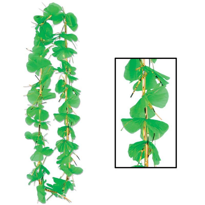 Shamrock Party Lei by Beistle - St. Patricks Day Theme Decorations
