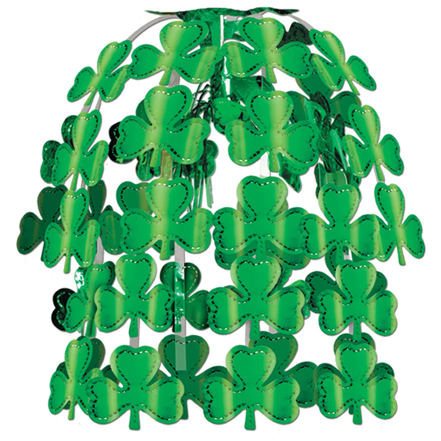 Shamrock Cascade by Beistle - St. Patricks Day Theme Decorations