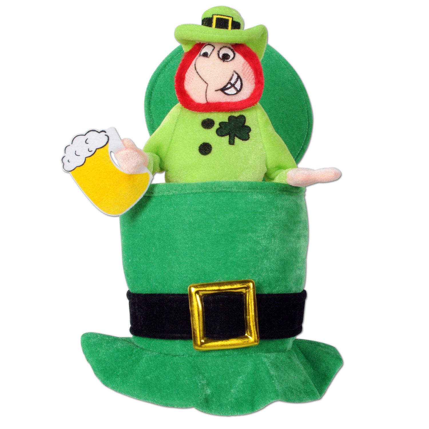 Leprechaun Hat by Beistle - St. Patricks Day Theme Decorations