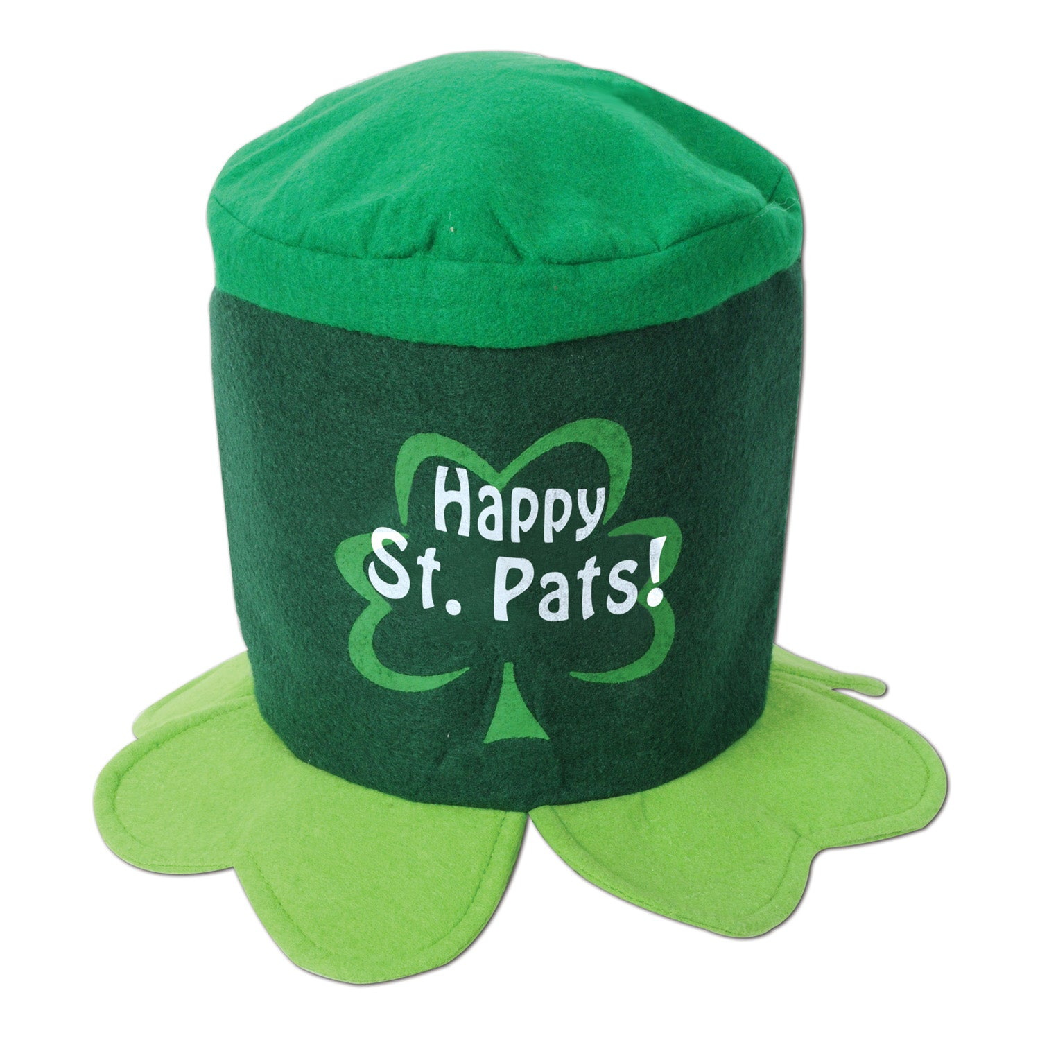 Happy St Pat's! Hat by Beistle - St. Patricks Day Theme Decorations