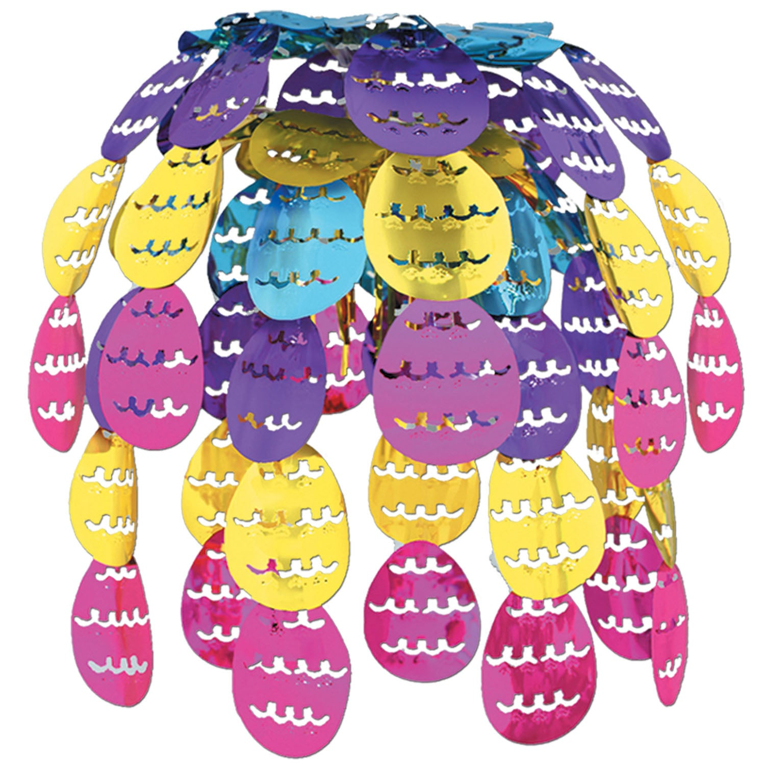 Easter Egg Cascade by Beistle - Easter Theme Decorations