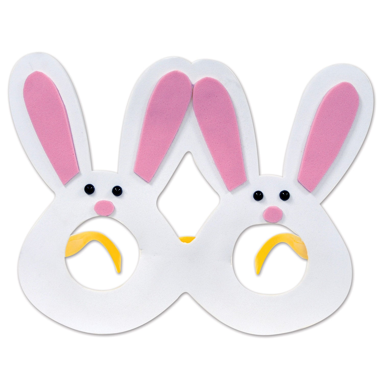 Bunny Glasses by Beistle - Easter Theme Decorations