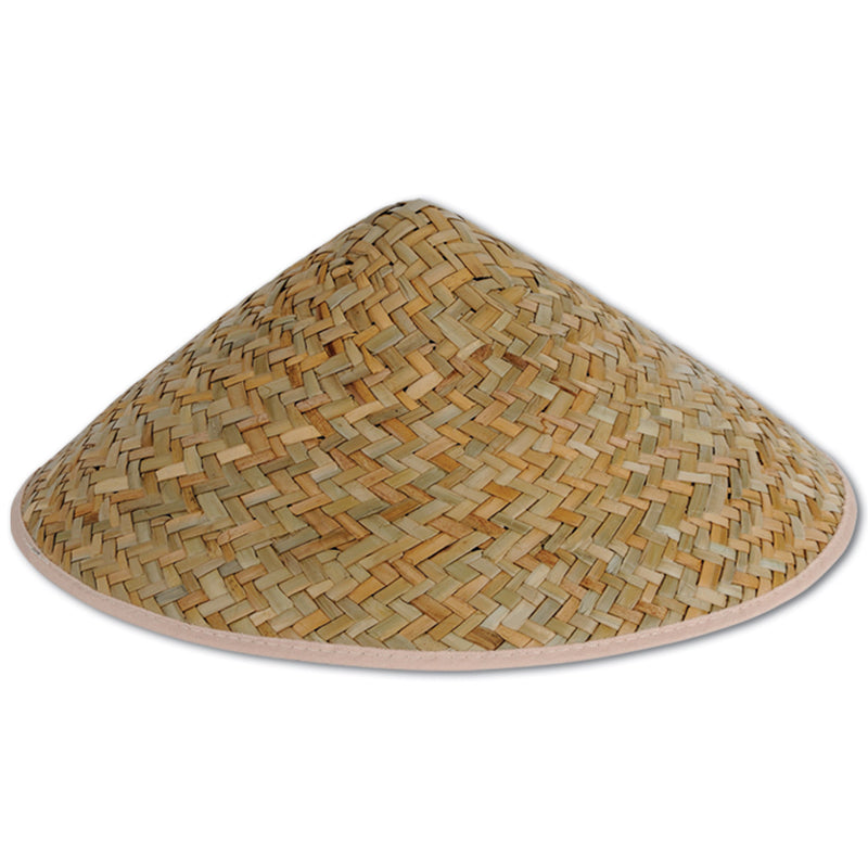 Asian Sun Hat by Beistle - Asian Theme Decorations