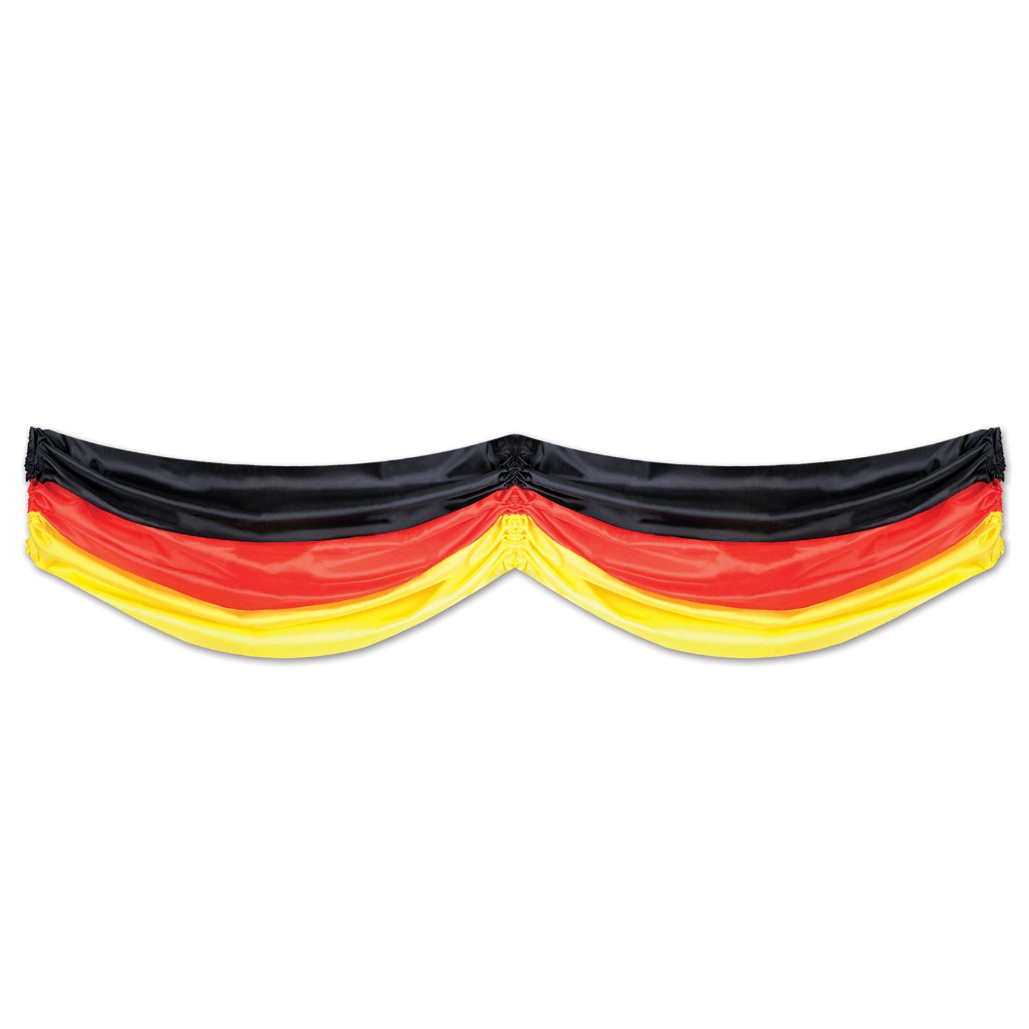 German Fabric Bunting by Beistle - German Theme Decorations