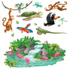 Tropical Props (13/Pkg) by Beistle - Jungle Theme Decorations