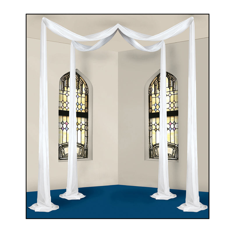 Elite Collection Celebration Canopy by Beistle - Wedding Theme Decorations