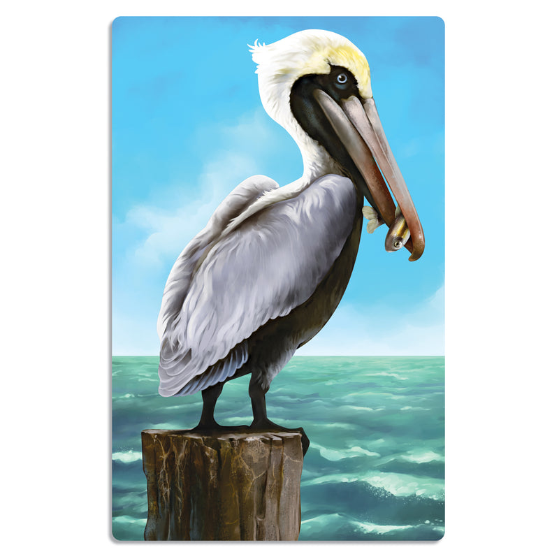 Pelican Cutout by Beistle - Nautical Theme Decorations