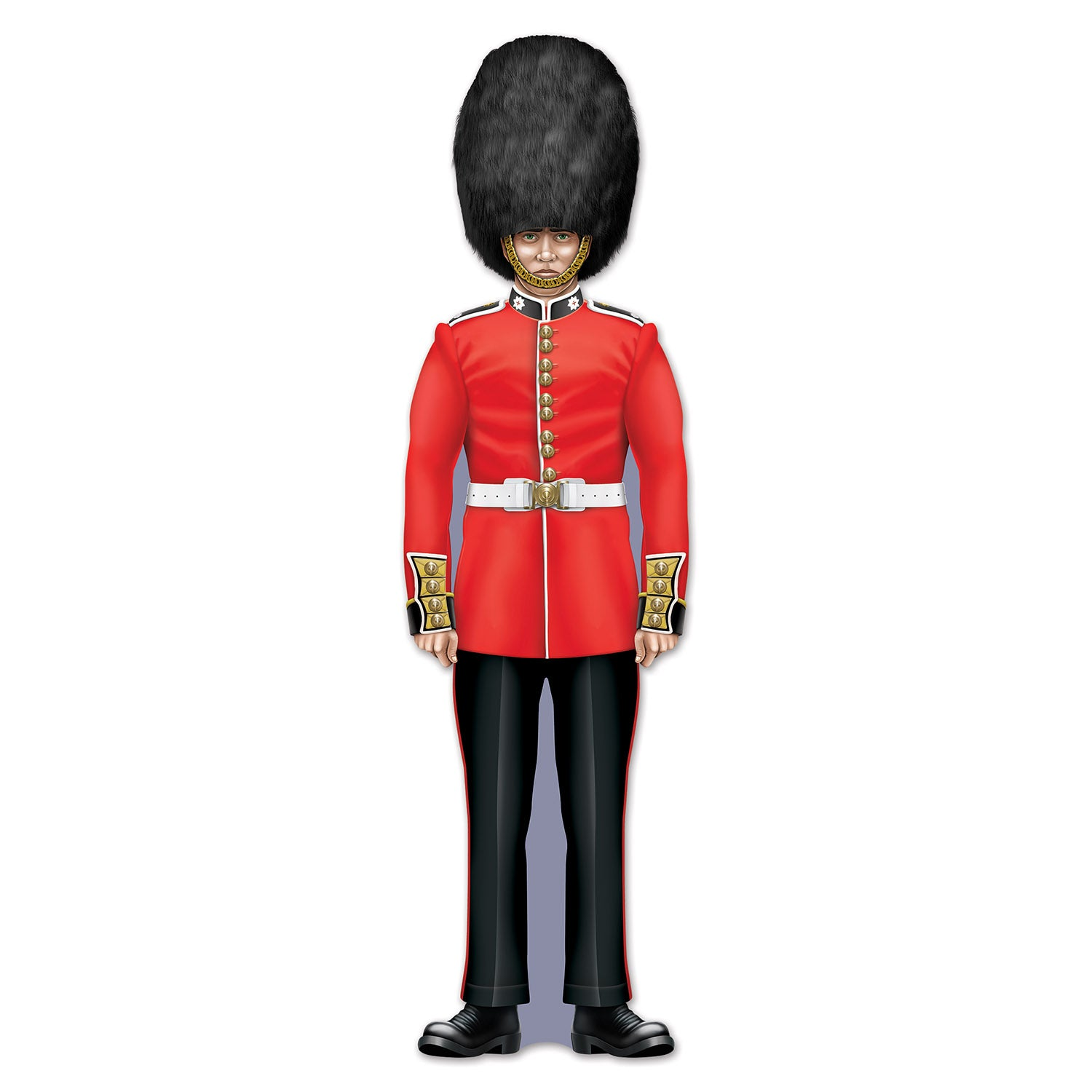 Royal Guard Cutout by Beistle - British Theme Decorations