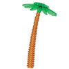 Jointed Palm Tree w/Tissue Fronds by Beistle - Luau Theme Decorations