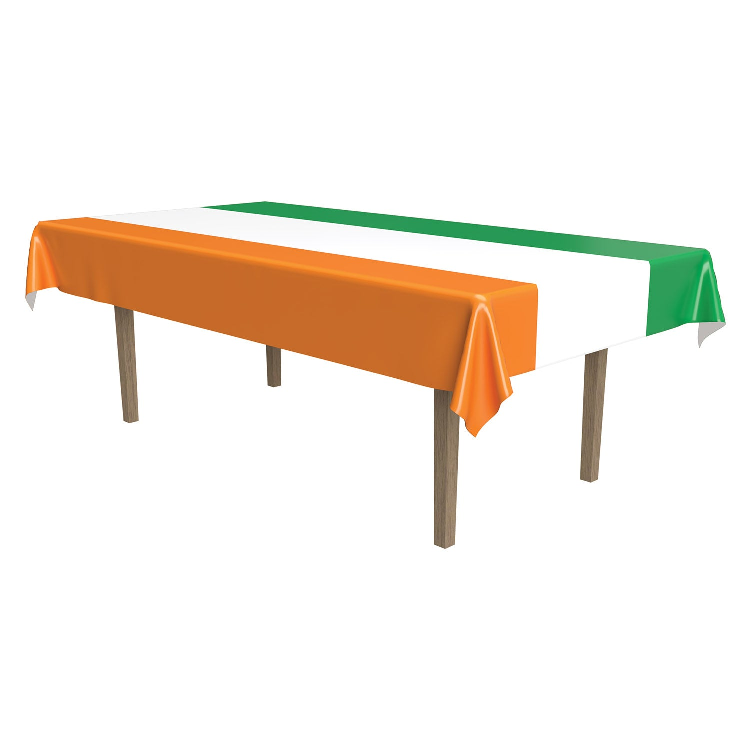 Irish Tablecover by Beistle - Irish Theme Decorations
