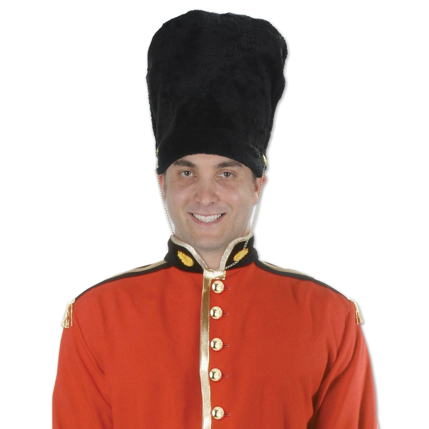 Royal Guard Bearskin Hat by Beistle - British Theme Decorations