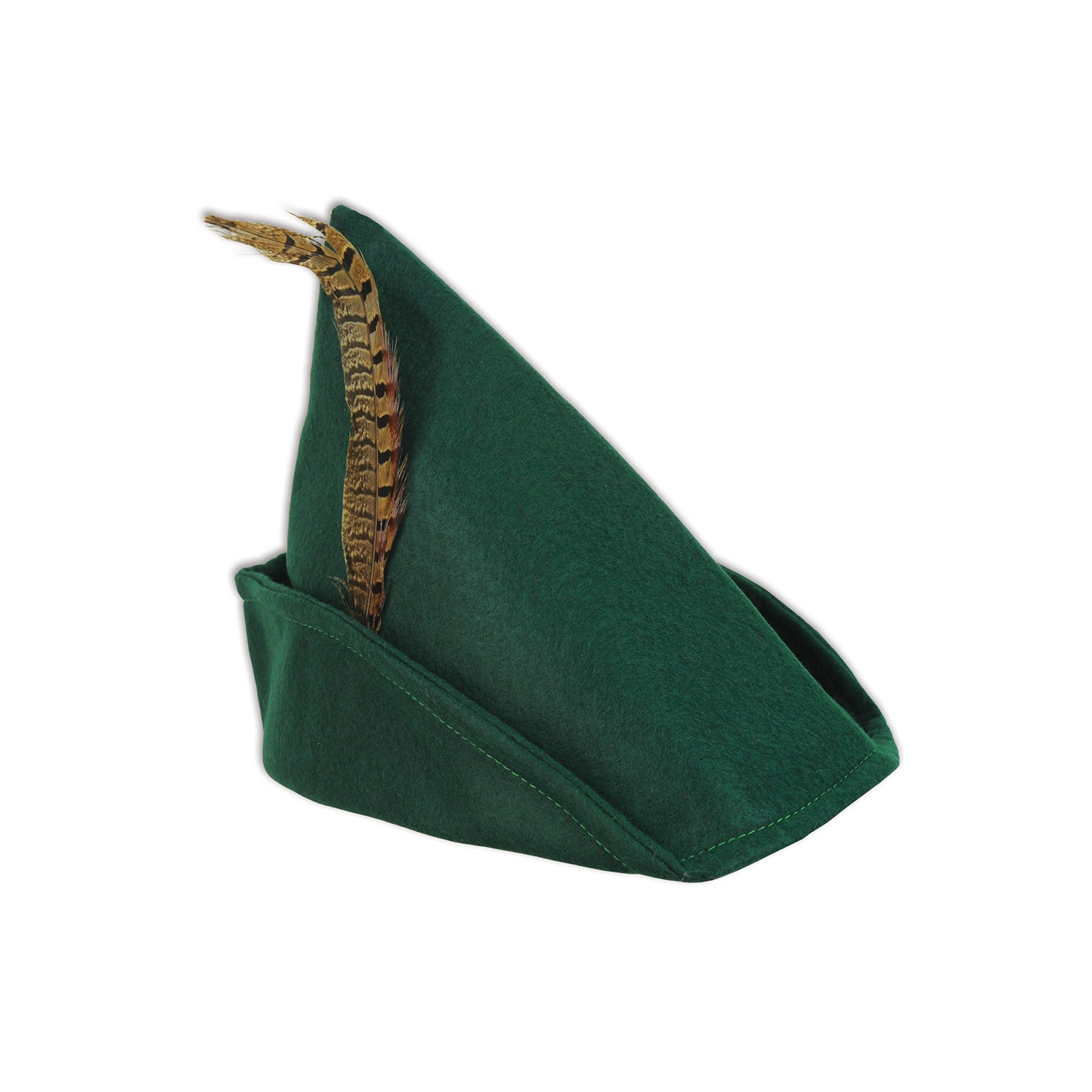 Felt Robin Hood Hat by Beistle - Medieval Theme Decorations