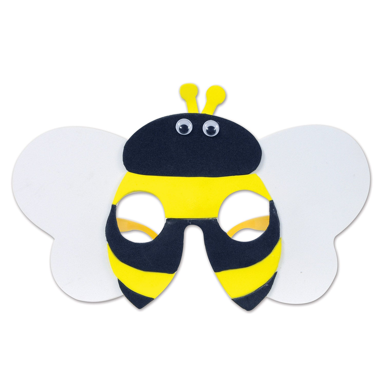 Bumblebee Glasses by Beistle - Spring/Summer Theme Decorations