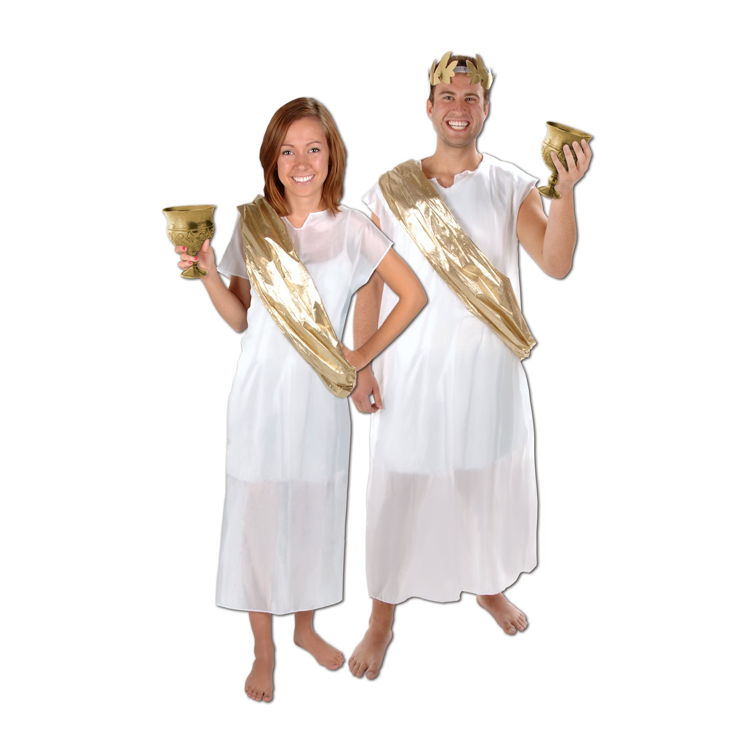 Toga Set by Beistle - Italian Theme Decorations