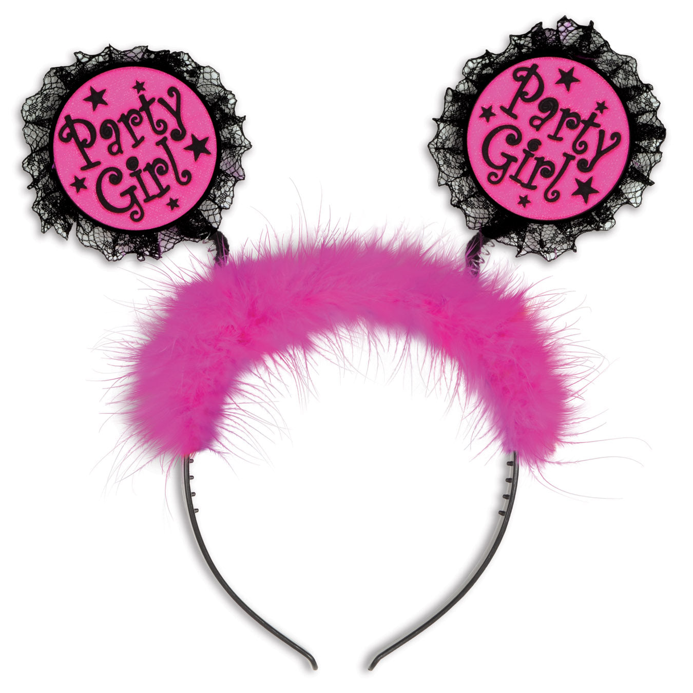 Party Girl Boppers by Beistle - Bachelorette Theme Decorations