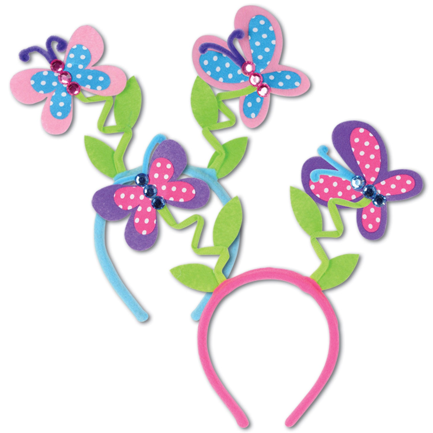 Butterfly Boppers by Beistle - Spring/Summer Theme Decorations
