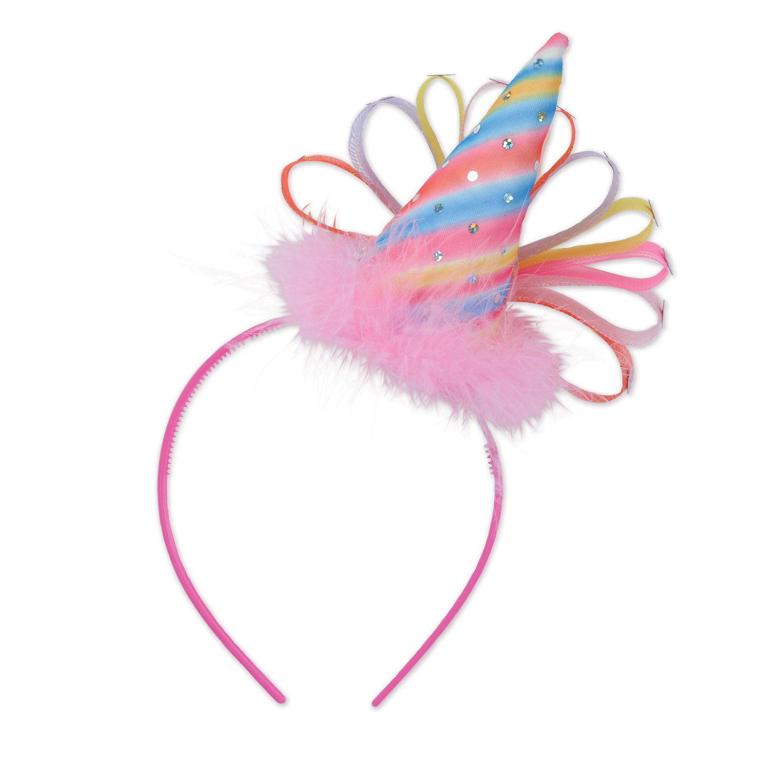 Party Hat Headband by Beistle - Birthday Party Supplies Decorations