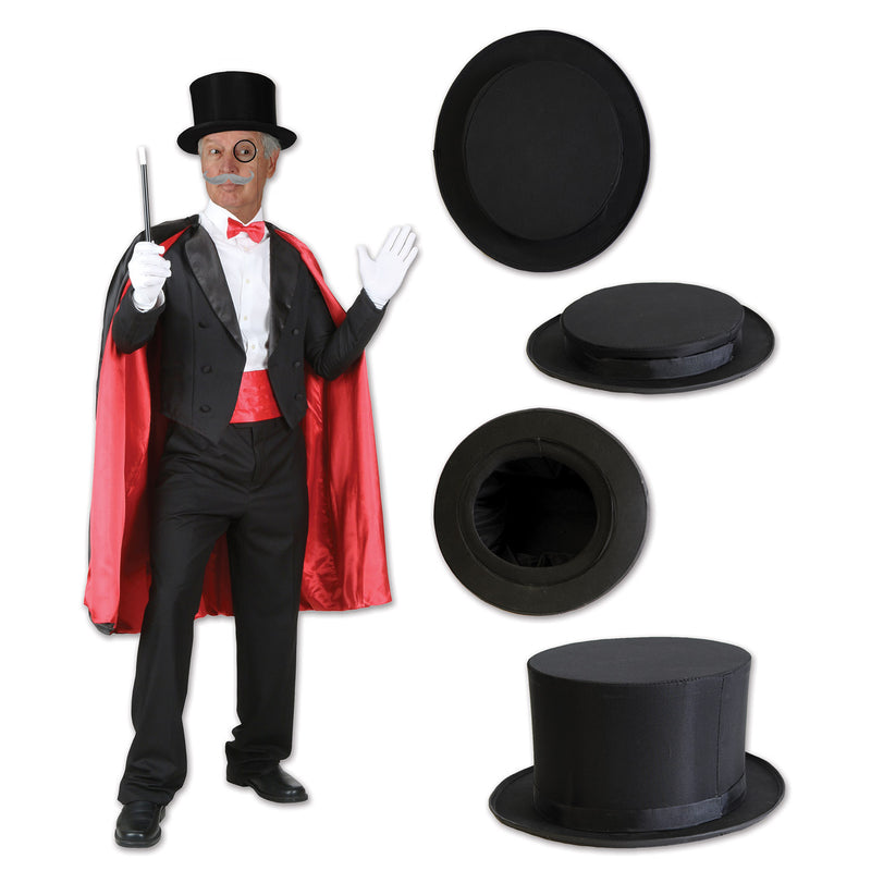 Magic Top Hat by Beistle - Circus Theme Decorations