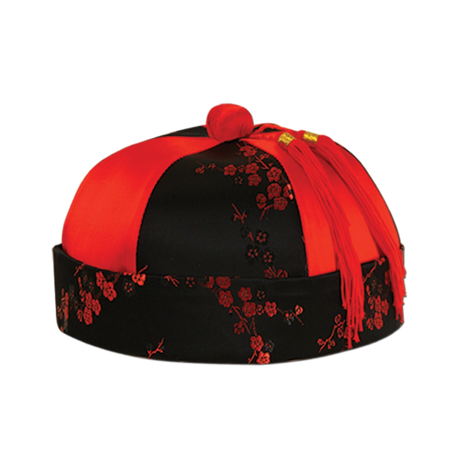 Mandarin Hat by Beistle - Asian Theme Decorations