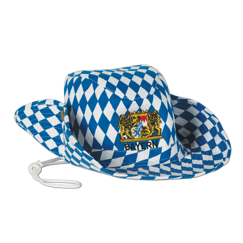 Oktoberfest Outback Hat by Beistle - Oktoberfest Theme Decorations