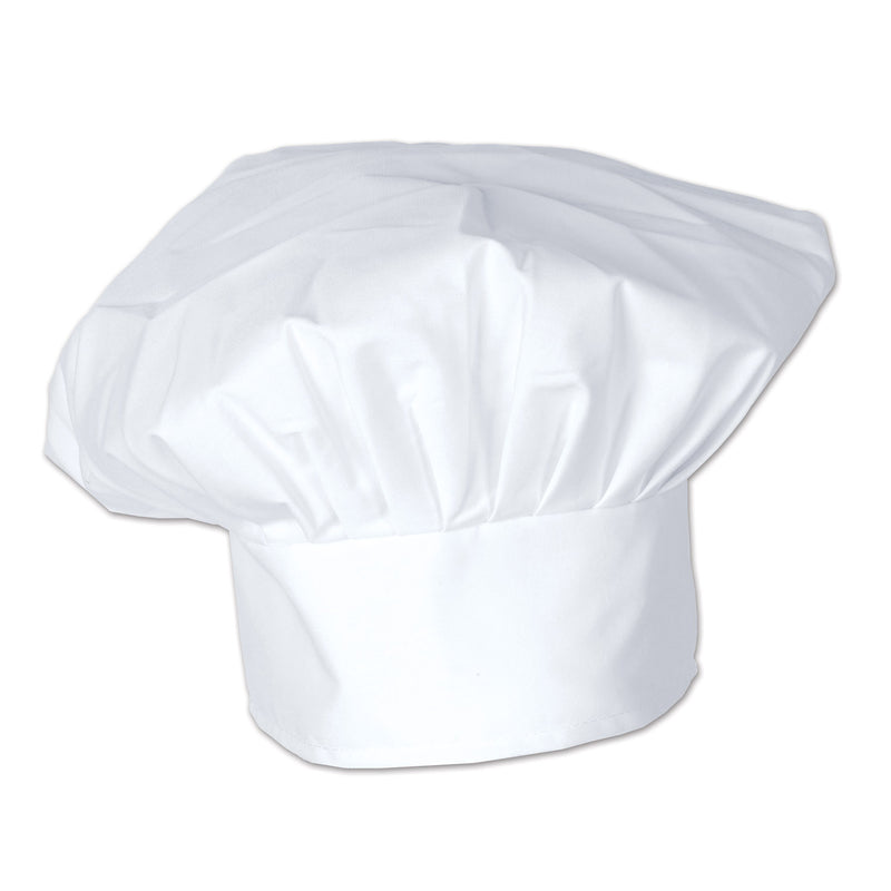 Oversized Fabric Chef's Hat by Beistle - Food Theme Decorations