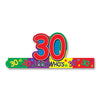 Look Who's 30 Headband by Beistle - 30th Birthday Party Decorations