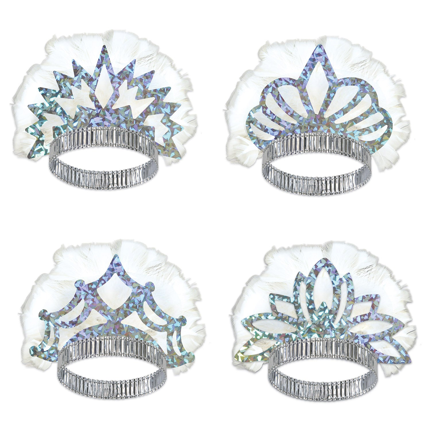 Prismatic Tiaras by Beistle - General Occasion Decorations