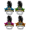 Rock The New Year Tiaras by Beistle - New Year's Eve Theme Decorations