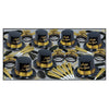 Gold Legacy New Year's Eve Party Kit for 50 People by Beistle - New Year's Eve Theme Decorations