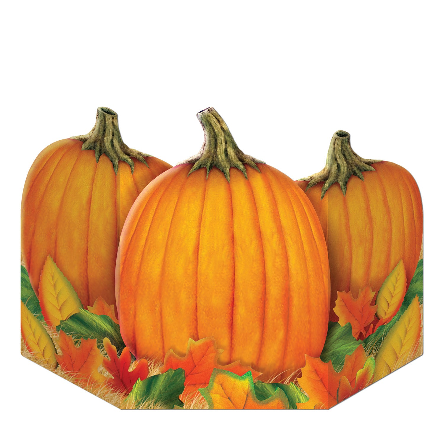 Fall Harvest Stand-Up by Beistle - Fall and Thanksgiving Theme Decorations