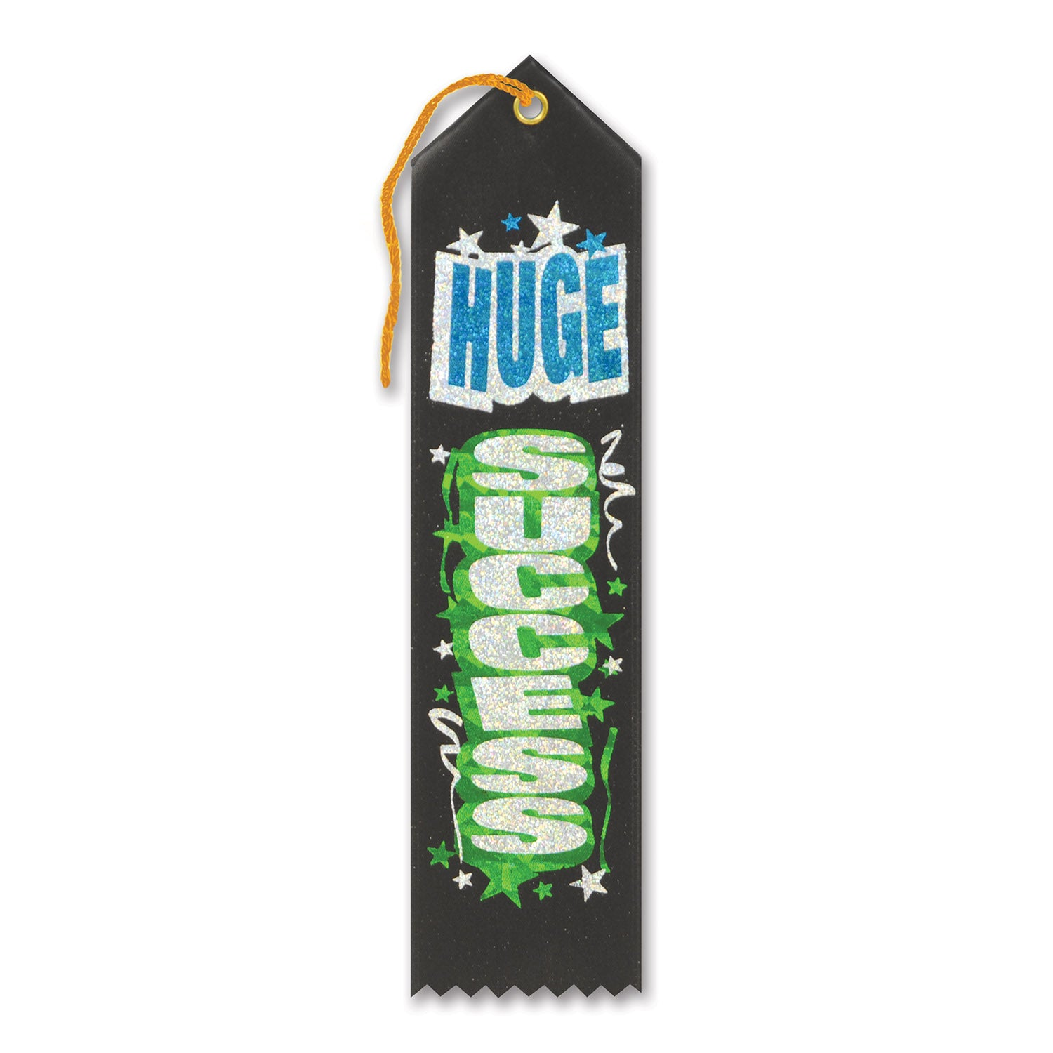 Huge Success Award Ribbon by Beistle - School Awards and Supplies Decorations