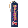 Birthday Boy Award Ribbon by Beistle - Birthday Party Supplies Decorations