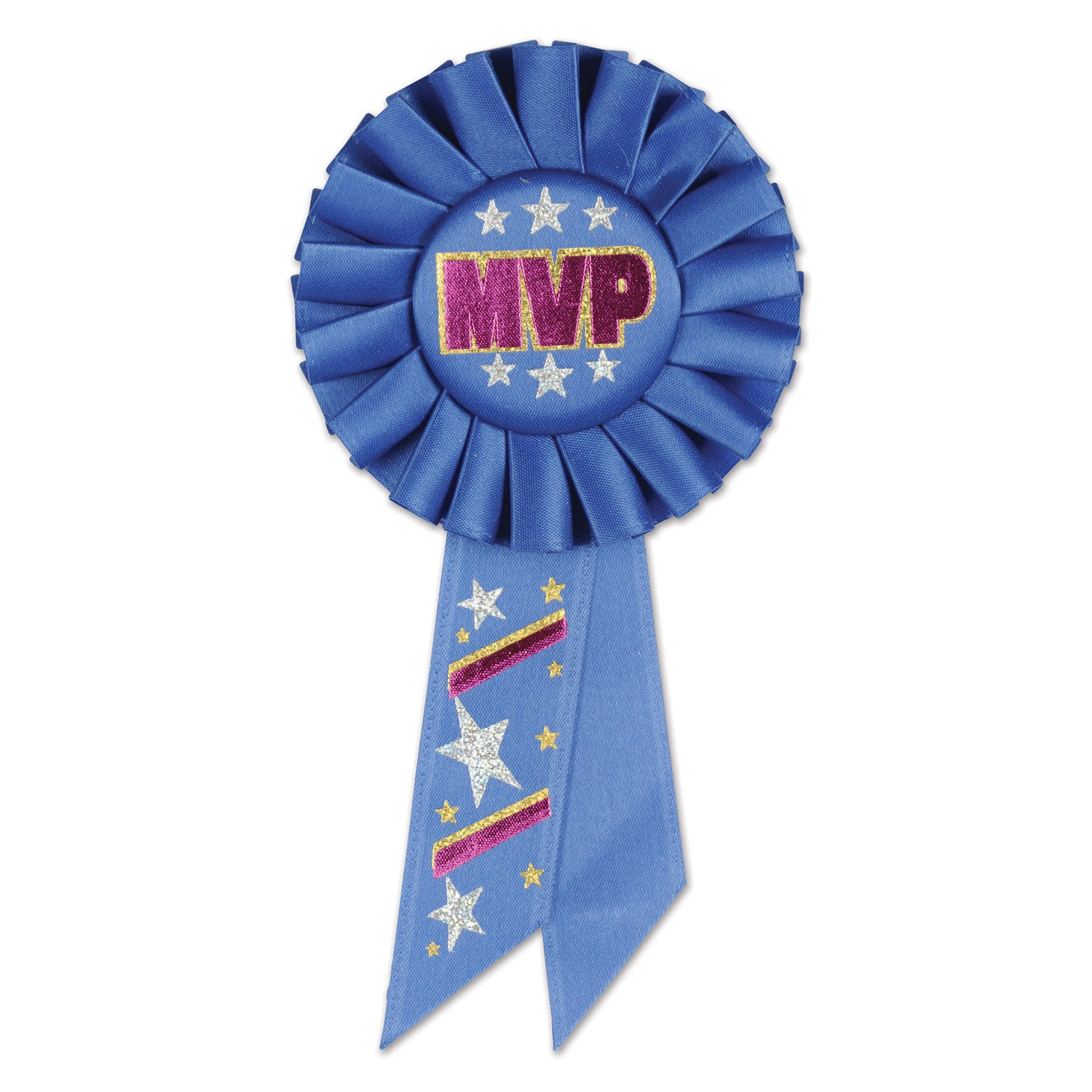 MVP Rosette by Beistle - Sports Theme Decorations