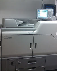 Office Equipment Manufacturing Example