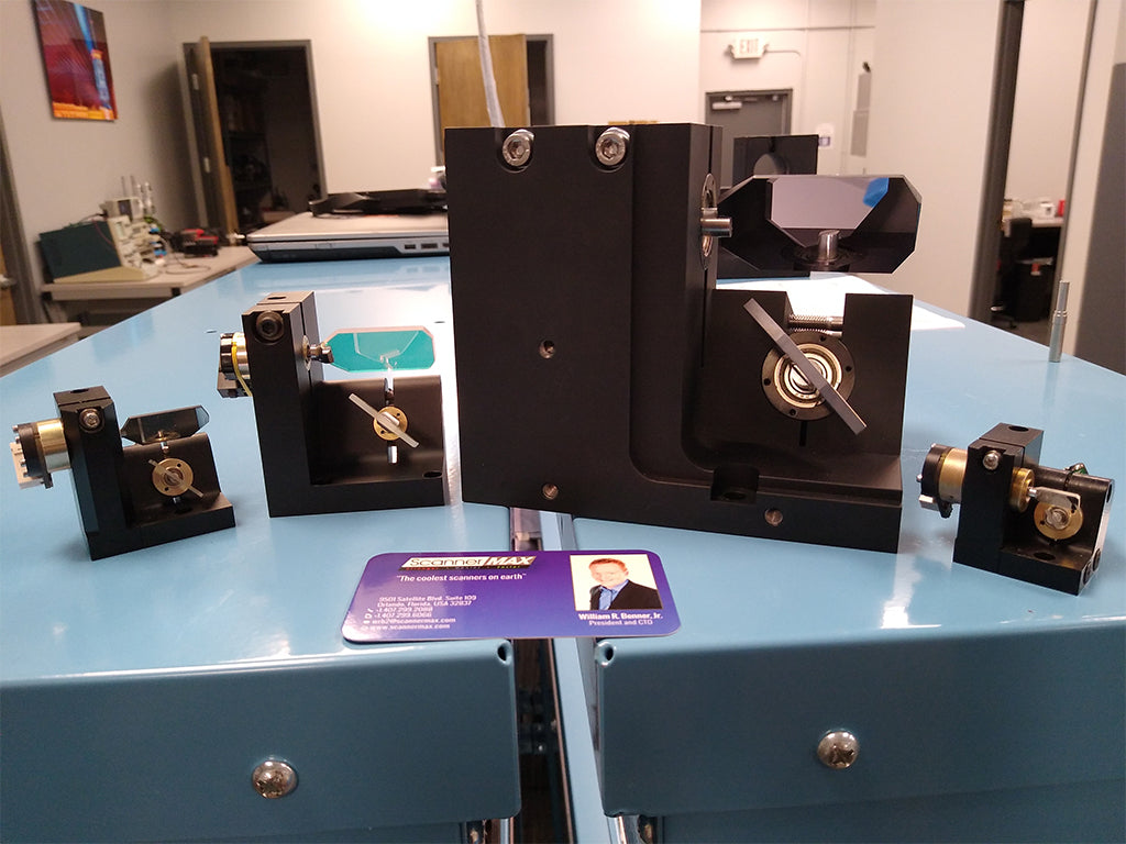ScannerMAX Compact Series Scanners with Larger Mirrors
