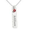Daughter-In-Law To My Daughter-In-Law I Gave You My Amazing Son - Birthstone Name Necklace - LOP Store