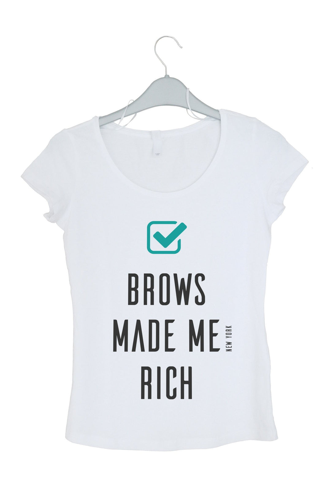 Brows Made Me Rich - Checked!