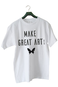 Make Great Art (For Him)
