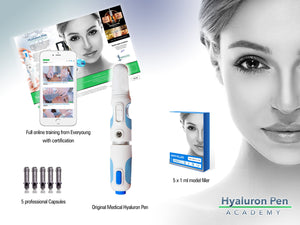 Online training + Medical Hyaluron Pen starter kit
