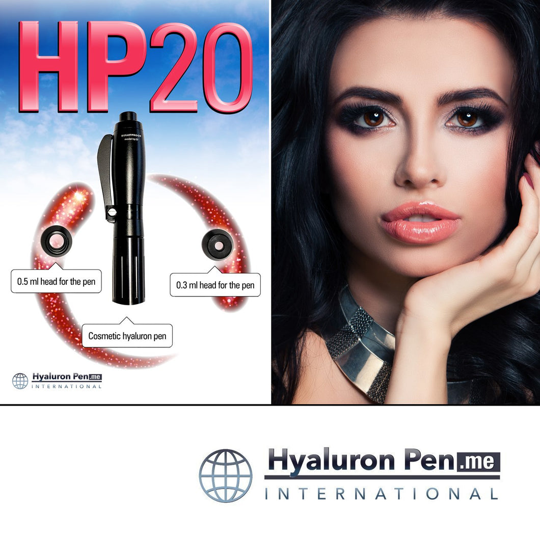 Hyaluron Pen Bulletproof hp20